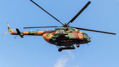 S3-BRS - Mil Mi-171Sh Baikal - Bangladesh - Army Aviation