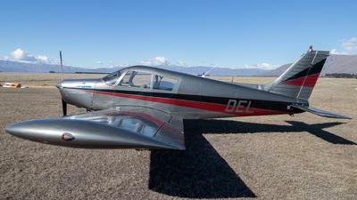 ZK-DEL - Piper PA-28-140 Cherokee E - Aero Club - Mid Canterbury