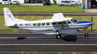 A picture of HP1802 - Cessna 208B Grand Caravan EX - [208B5059] - © Moises Moreno