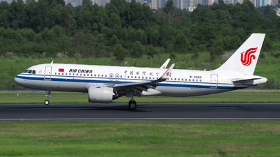 B-305K - Airbus A320-271N - Air China