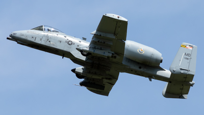 79-0087 - Fairchild A-10C Thunderbolt II - United States - US Air Force (USAF)