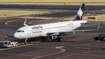 A picture of XAVLO - Airbus A320233 - Volaris - © Mauri_0307