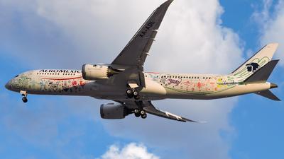XA-ADL - Boeing 787-9 Dreamliner - Aeromexico