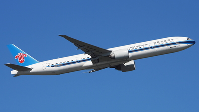 A picture of B7185 - Boeing 77731B(ER) - China Southern Airlines - © toeychincha