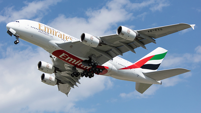 A picture of FWWAD - Airbus A380 - Airbus - © Kurt Greul