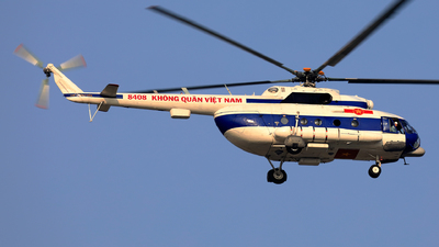 8408 - Mil Mi-17 Hip - Vietnam - Air Force