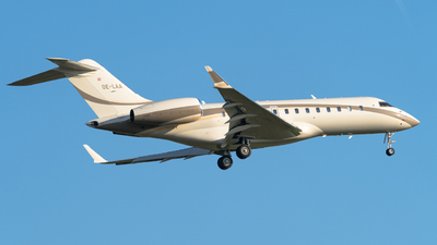 OE-LAA - Bombardier BD-700-1A11 Global 5000 - MJet