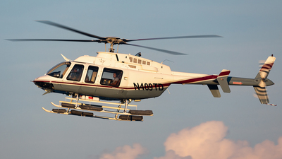 N409TD - Bell 407 - Helicopter Express