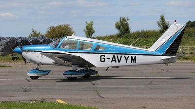 A picture of GAVYM - Piper PA28180 - [284638] - © ian simpson