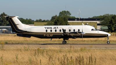 F-GLNF - Beech 1900D - Twin Jet