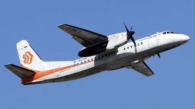B-3711 - Xian MA-60 - OK Air