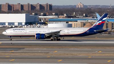 A picture of VQBQE - Boeing 7773M0(ER) - Aeroflot - © JinZi