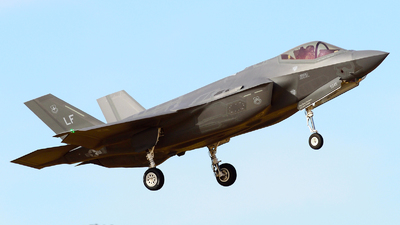 12-5045 - Lockheed Martin F-35A Lightning II - United States - US Air Force (USAF)