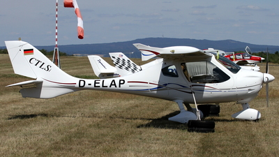 D-ELAP - Flight Design CTLSI - Private