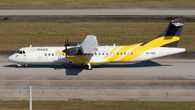 A picture of PRPDO - ATR 72600 - VoePass Linhas Aereas - © Renato Oliveira