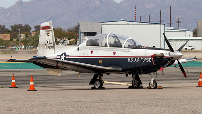 04-3720 - Raytheon T-6A Texan II - United States - US Air Force (USAF)