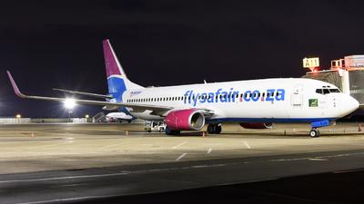 ZS-SJS - Boeing 737-844 - FlySafair