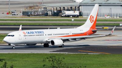 B-1521 - Boeing 737-9KFER - OK Air