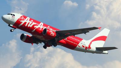 9M-AFB - Airbus A320-214 - AirAsia