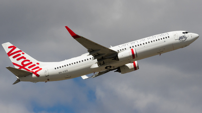 A picture of VHYWD - Boeing 7378FE - Virgin Australia - © Will.Taylor