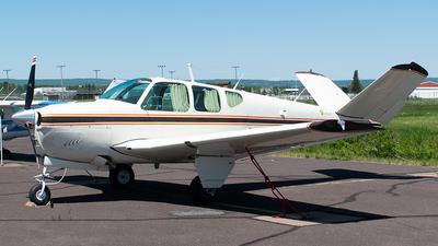 N3001C - Beechcraft J35 Bonanza - Private