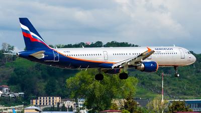 A picture of VQBEA - Airbus A321211 - Aeroflot - © Alexander Lebedev