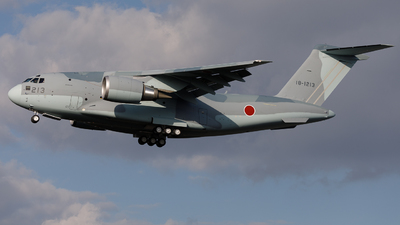 18-1213 - Kawasaki C-2 - Japan - Air Self Defence Force (JASDF)