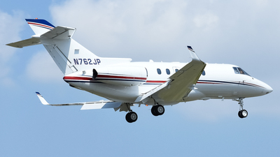 N762JP - Hawker Beechcraft 900XP - Private
