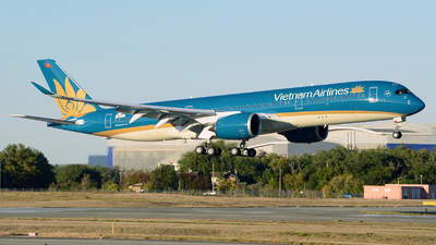 F-WZFL - Airbus A350-941 - Vietnam Airlines
