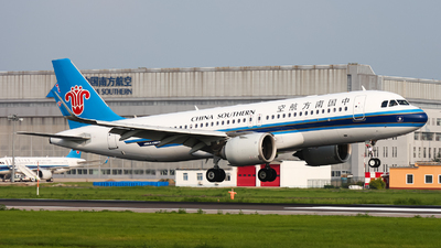 A picture of B309Y - Airbus A320251N - China Southern Airlines - © ShenYang Doll