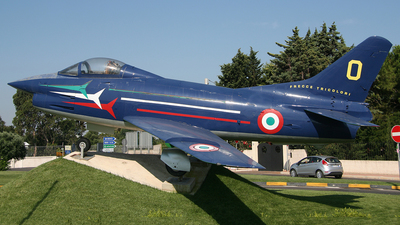 MM6242 - Fiat G91PAN - Italy - Air Force