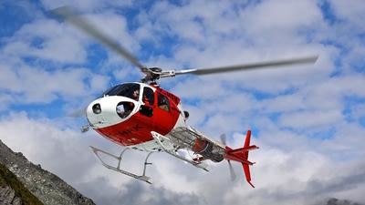 ZK-HFK - Aérospatiale AS 350B Ecureuil - Glacier Helicopter