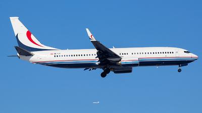 OE-ILX - Boeing 737-8DR(BBJ2) - Global Jet Austria