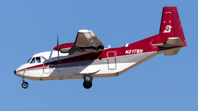 N217BH - CASA C-212-CD Aviocar - Bighorn Airways