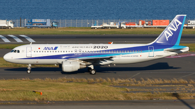 JA8997 - Airbus A320-211 - All Nippon Airways (ANA)