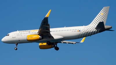 A picture of ECMKM - Airbus A320232 - Vueling - © Robert Gradalski