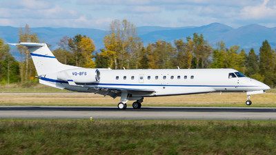 VQ-BFS - Embraer ERJ-135BJ Legacy 650 - Private