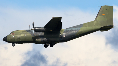 50-17 - Transall C-160D - Germany - Air Force