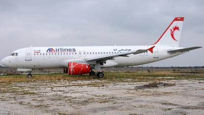 EP-TAB - Airbus A320-231 - ATA Airlines [Iran]
