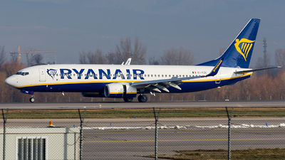 EI-FZE - Boeing 737-8AS - Ryanair
