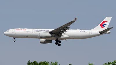B-6096 - Airbus A330-343 - China Eastern Airlines