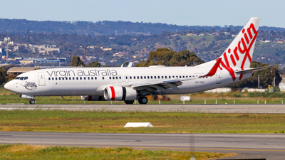 A picture of VHVUC - Boeing 7378FE - Virgin Australia - © ZRY246