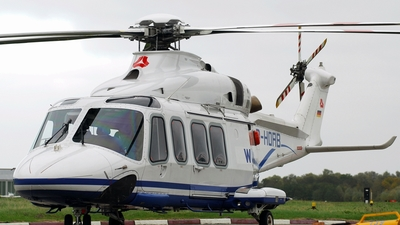 D-HOAB - Agusta-Westland AW-139 - Wiking Helikopter Service