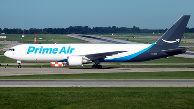 N443AZ - Boeing 767-323(ER)(BDSF) - Amazon Prime Air (Air Transport International)