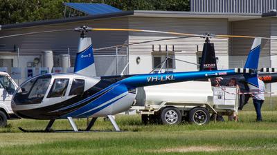 VH-LKL - Robinson R44 Raven II - Private