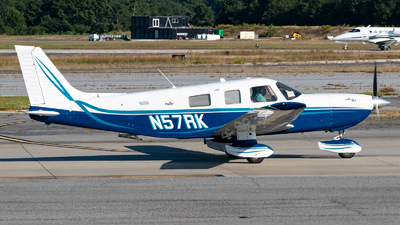 N57RK - Piper PA-32-301FT 6X - Private