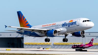 N234NV - Airbus A320-214 - Allegiant Air