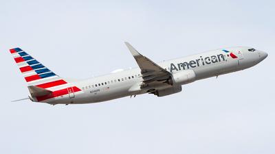 N346PR - Boeing 737-823 - American Airlines