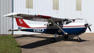 N381CP - Cessna 172S Skyhawk - United States - US Air Force Civil Air Patrol