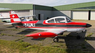 D-EPLR - Fuji FA-200-180 Aero Subaru - Private
